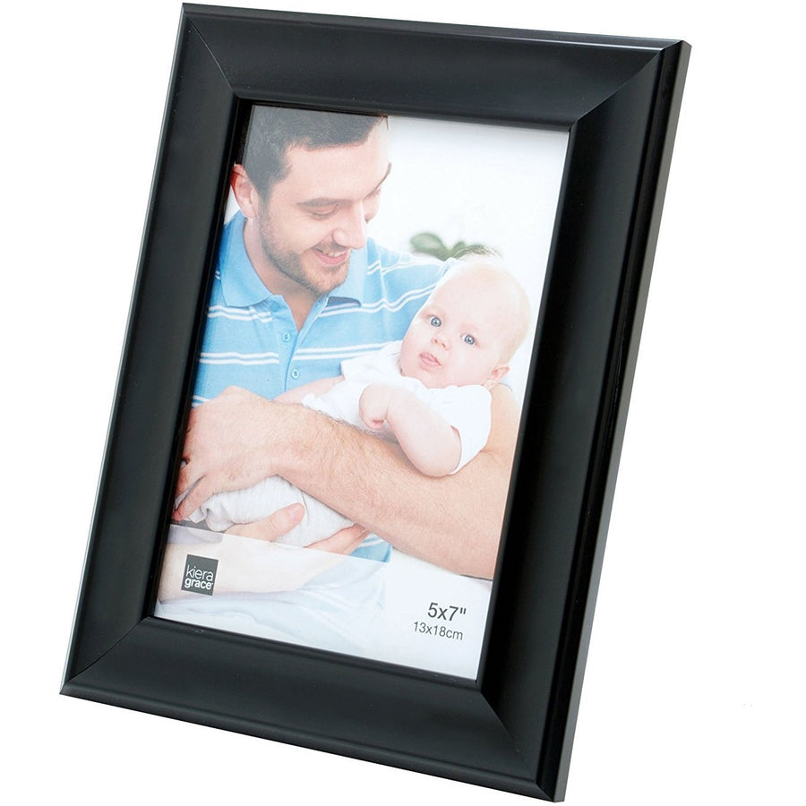"Picture Frame, 5""x 7"", Black"