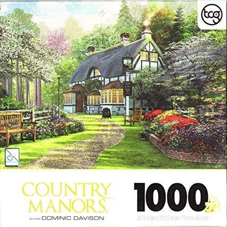 Jigsaw Puzzle 1000 Pieces - Cottage Pub