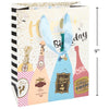 Deluxe Happy Birthday Gift Bag - Medium