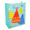 Party Hats Gift Bag - Jumbo