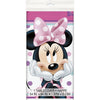 Minnie Mouse Plastic Table Cover Rectangular