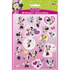 Sticker Sheets - Minnie Mouse, 88/pk