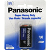 Battery Panasonic Super Heavy Duty - 9V