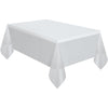 Clear Plastic Table Cover Rectangular
