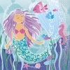 "13"" x 13"" Mermaid Napkins 16/pk"