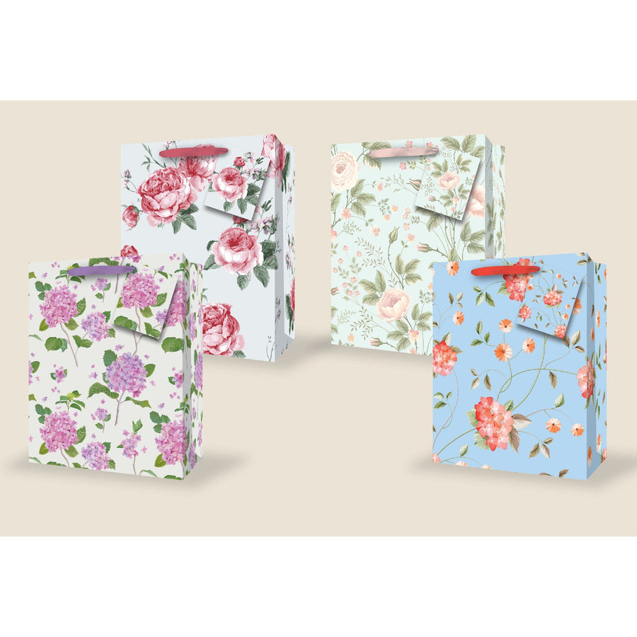 Flower Gift Bag - Large