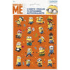 Sticker Sheets - Minions, 72/pk