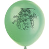 Avengers Printed Latex Balloons 4 assorted colours 8/pk