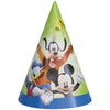 Party Hats - Mickey Mouse, 8/pk