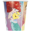 9oz Princess Paper Cups 8/pk