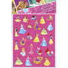 Stickers Sheets - Princess, 100/pk