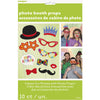 Photo Props - Confetti Birthday 10/pk