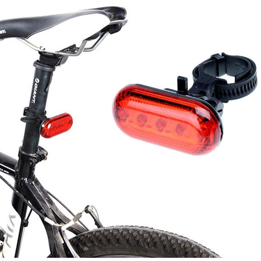 LED Bicycle Flashing Safety Light
