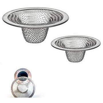 2-pk 2'' Sink Strainers