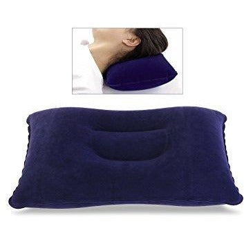 Flocked Inflatable Pillow