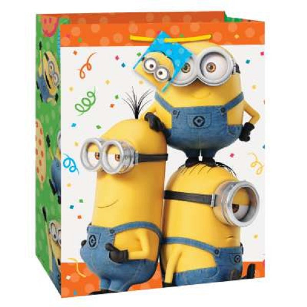 Despicable Me Gift Bag - Large