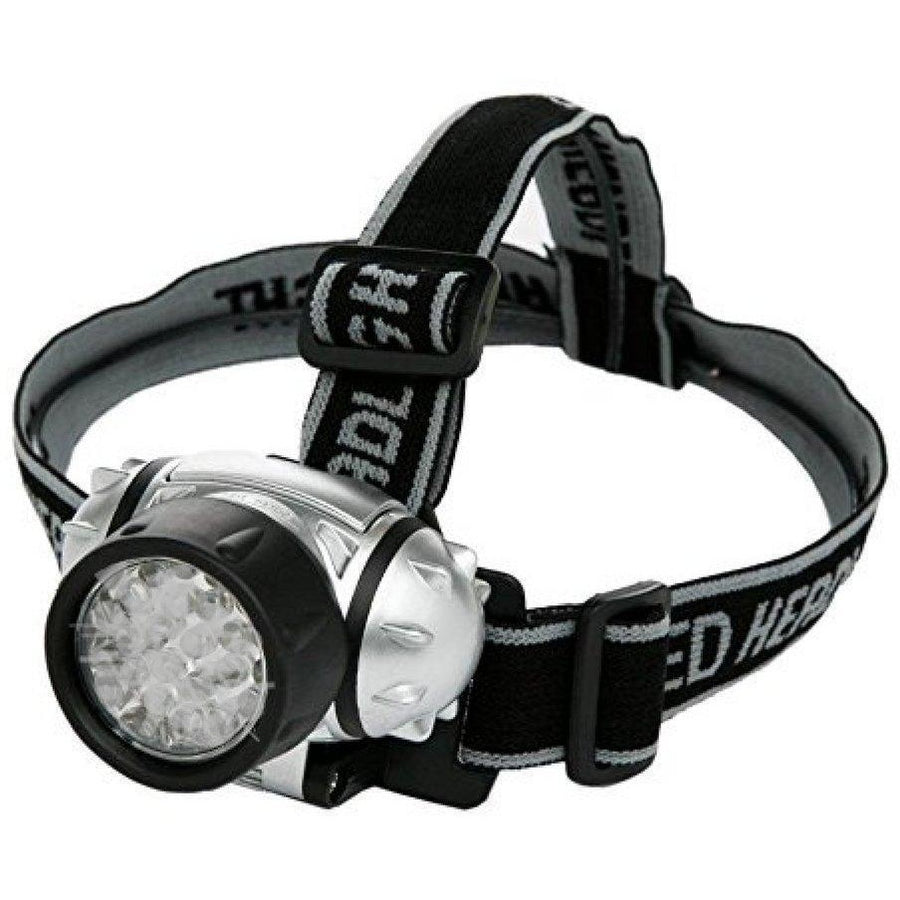 Camping 7 LED Headlamp