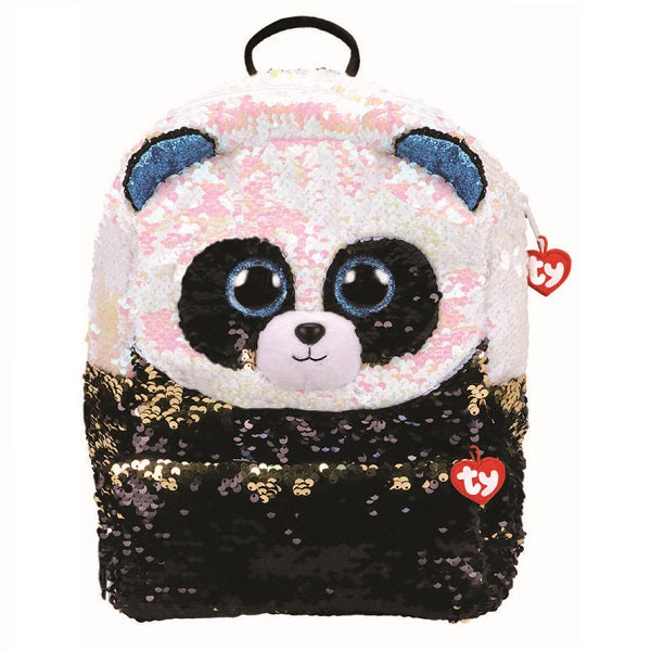 Ty Fashion - Bamboo, Sequins Backpack 13""