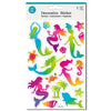 Decorative Embossed Foil Sticker - Mermaid