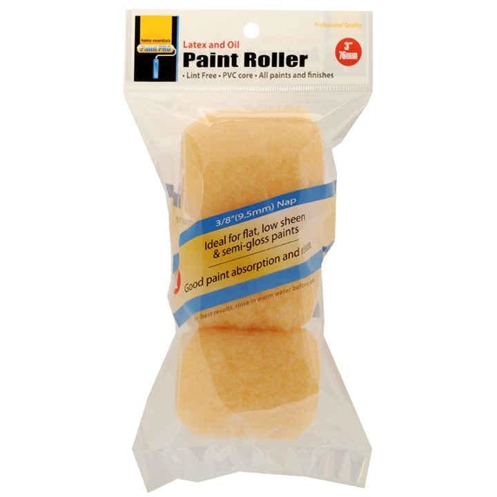 "3"" Paint Rollers Refills, 3/pk"