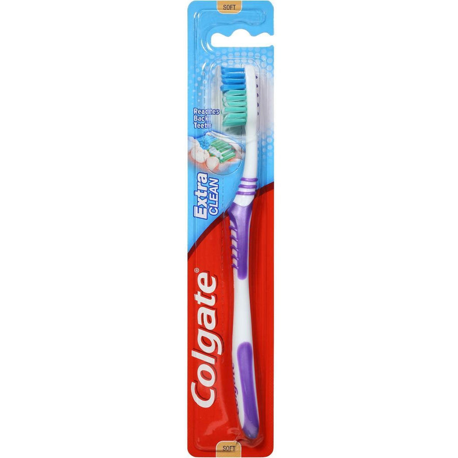 1-pc Colgate Extra Clean Toothbrush