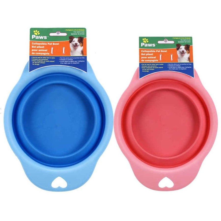 Collapsible Pet Bowl, 550ml