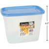 Tall Food Storage Contianer with Lid