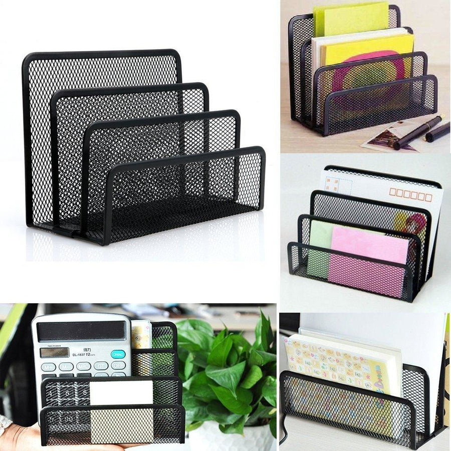 Metal File Holder Letter Sorter