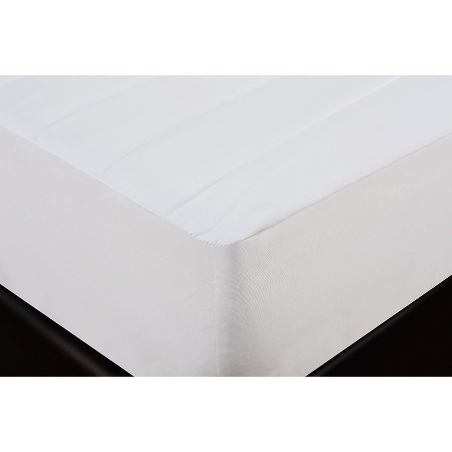Quilted Water-proof Mattress Pad- Queen