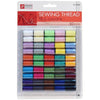 50-piece Sewing Thread Set