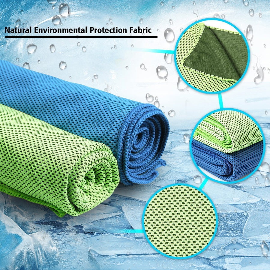 Magic Cooling Towel