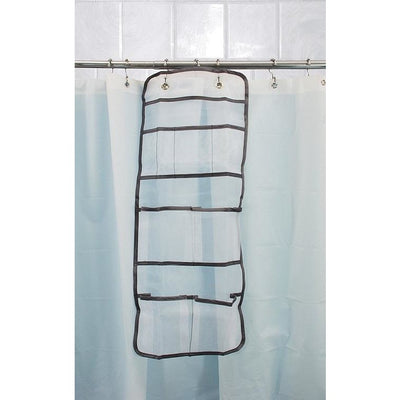 Mesh Hang-up Shower Caddy, 8 pockets