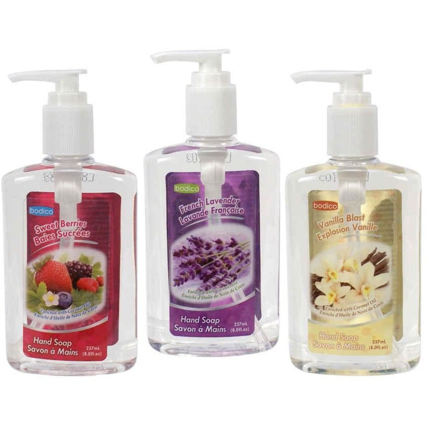 Liquid Hand Soap, 237ml