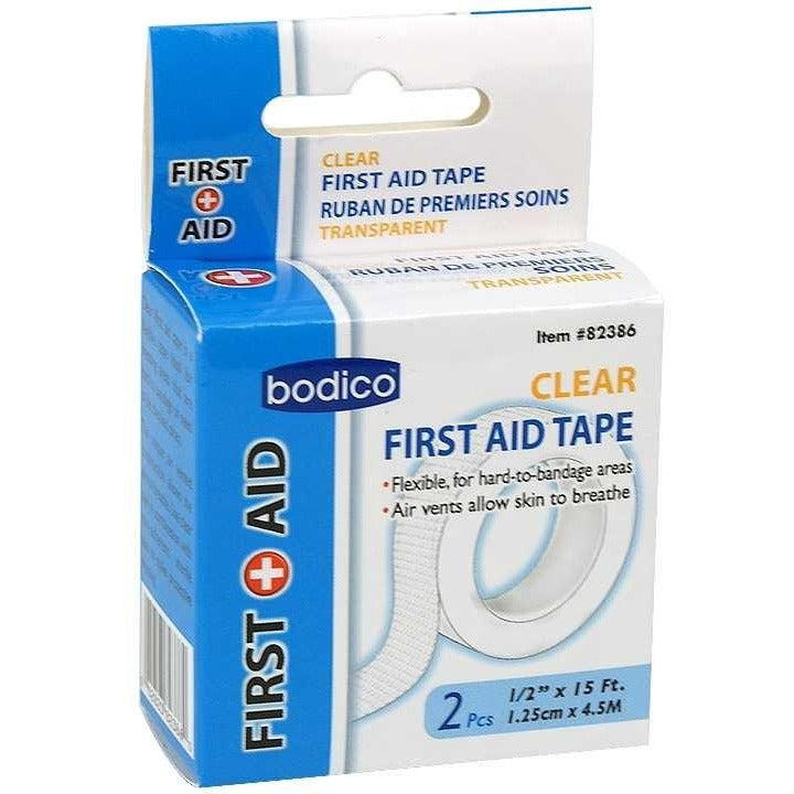 First Aid Tape, 2 rolls