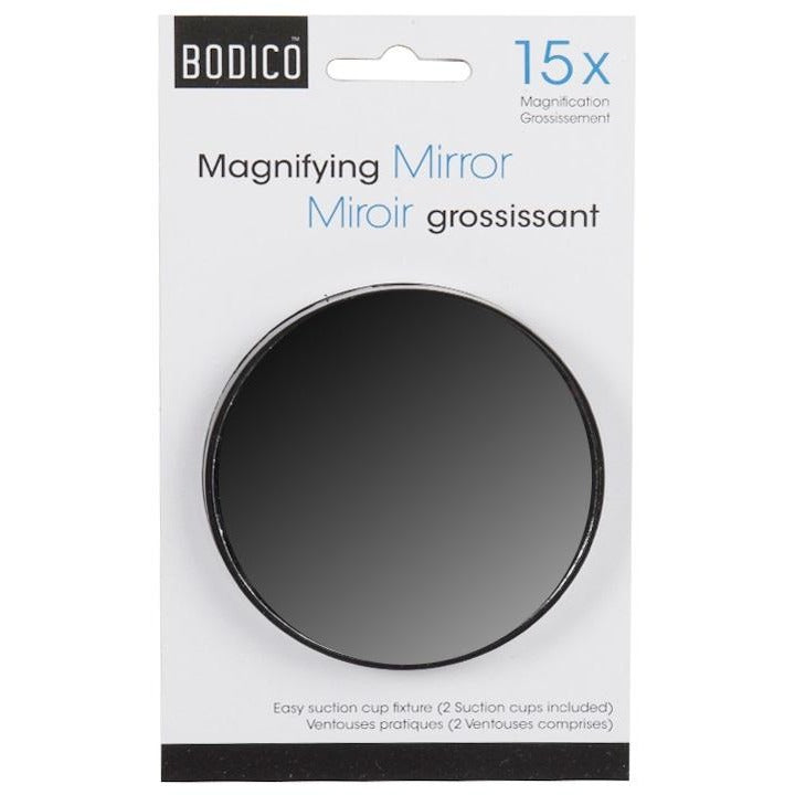 15x Magnifying Mirror