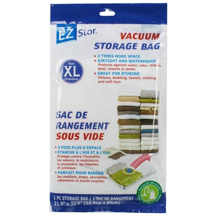 Vacuum Storage Bag, Size XL