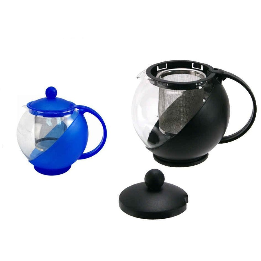 Glass Teapot with S/S Filter, 750ml