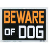 "PVC Sign ""Beware of Dog"""