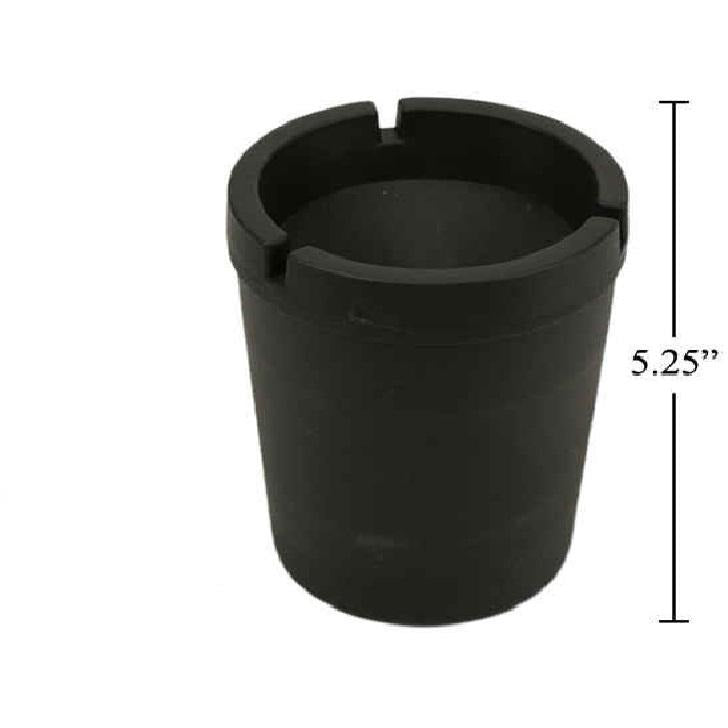 "Jumbo Butt Bucket Extinguishing Ashtray, 5.25"" Tall"