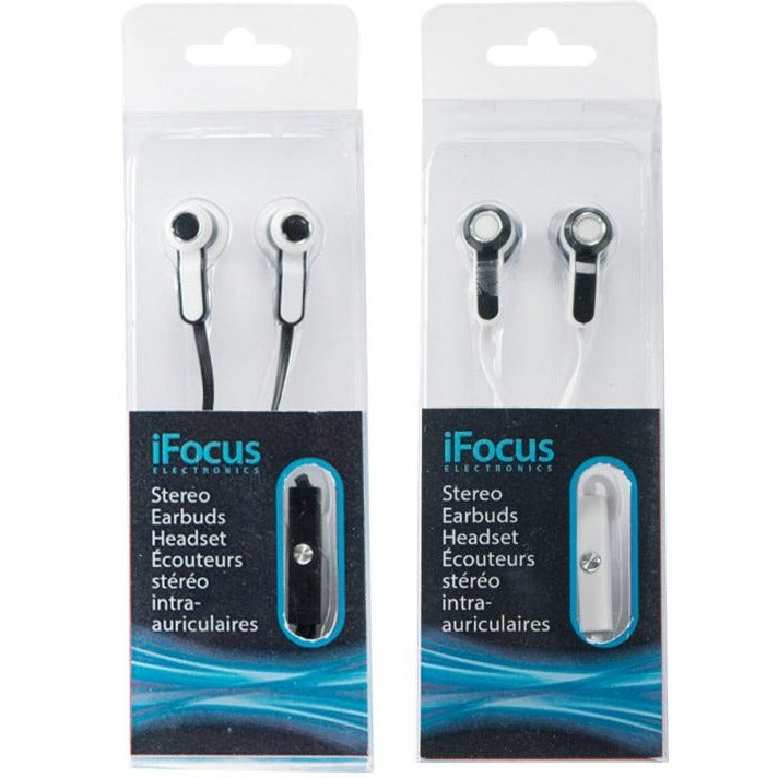 Stereo Earbuds Headset