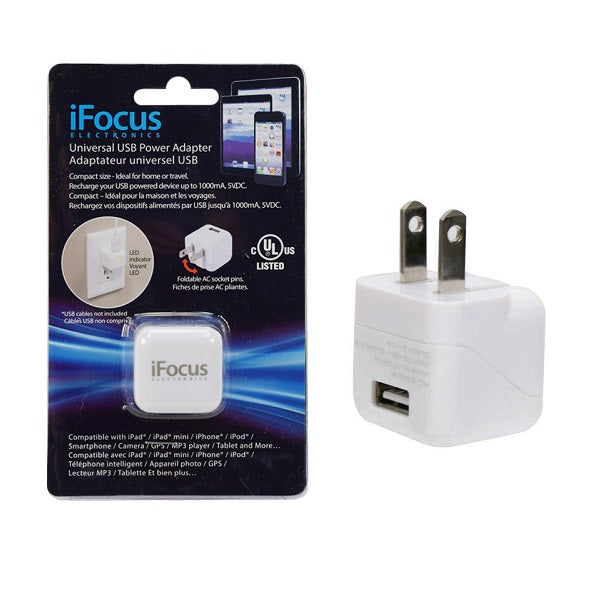 Universal Power USB Charger