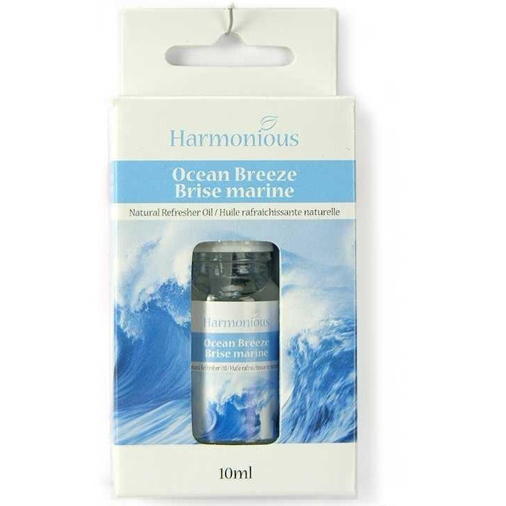 Natural Refresher Oil - Ocean Breeze