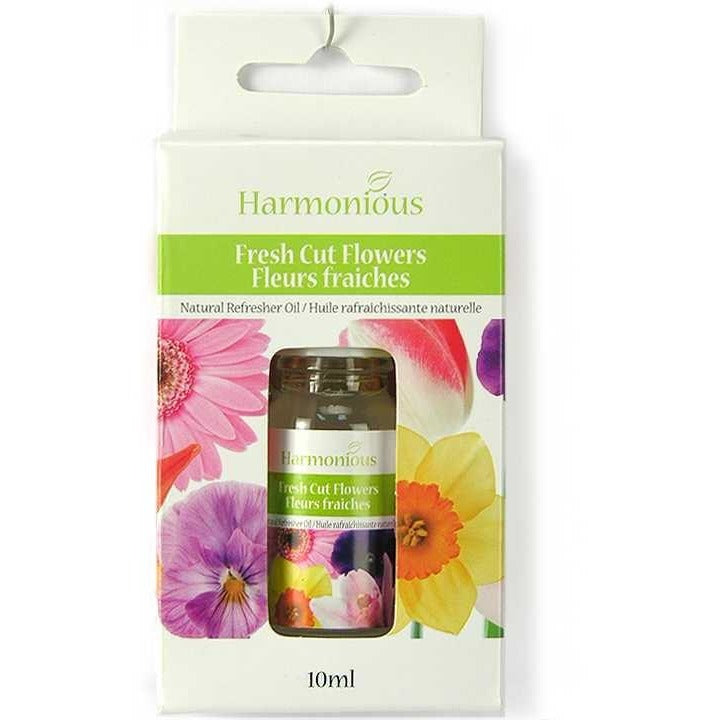 Natural Refresher Oil - Fresh Cut Flowers