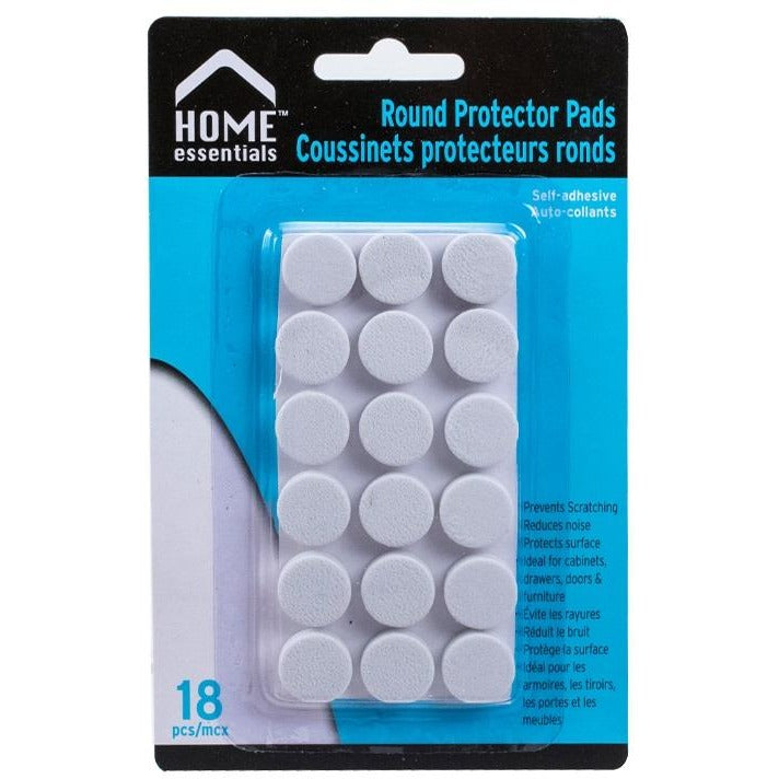 18-pc Round Protector Pads