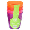 Kid's Plastic Cups, 4/pk