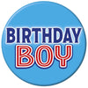 Birthday Boy Button