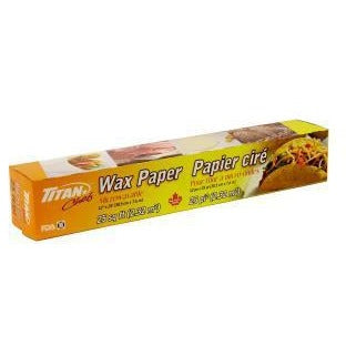 Wax Paper, 25 square feet