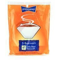 #2 Cone Coffee Filters, 40/pk