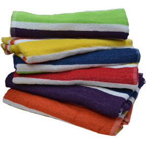 Beach Towel - Assorted Colours