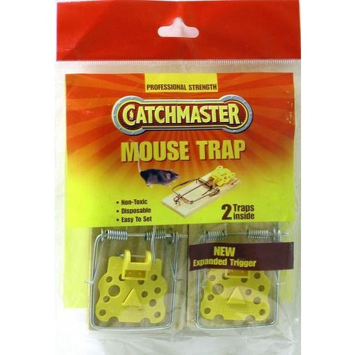 2-pc CatchMaster Mouse Trap